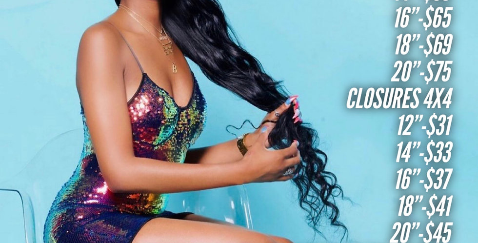 Wholesale (Frontals & Closures)