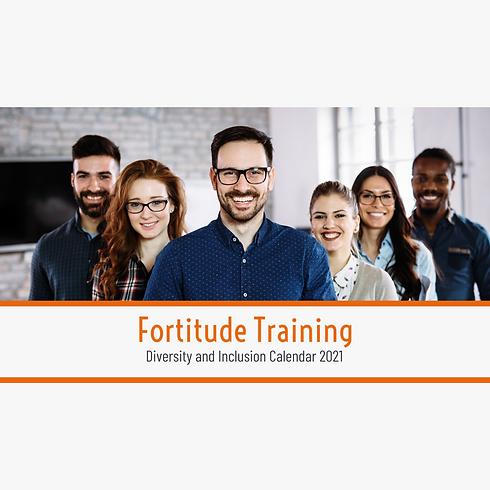 Fortitude Training D&I Calendar