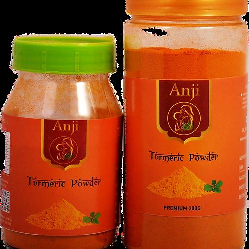Anji Turmeric Powder - 100 gm