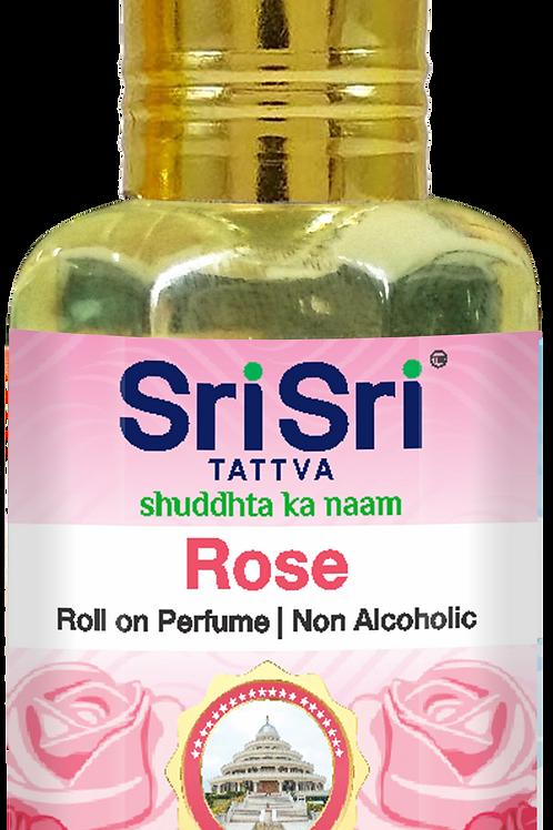 Rose Roll on Perfume - 10 Ml