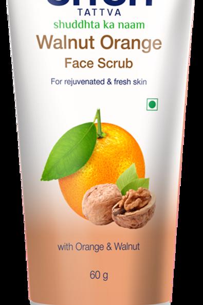 Walnut Orange Face Scrub - 60 Ml