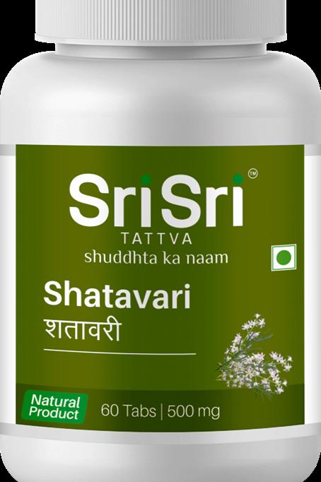 Shatavari Tablets 60's