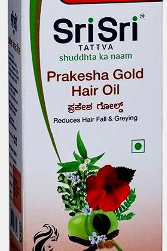 Prakesha Gold Hair Oil - 100 ml