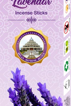 Lavender Agarbathi