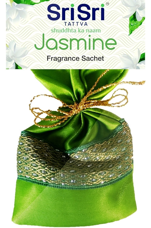 Jasmine Fragrance Sachet - Single