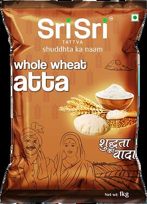 Whole Wheat Atta 1 Kg