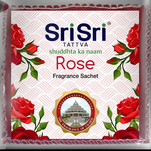 Rose Fragrance Sachets 5's