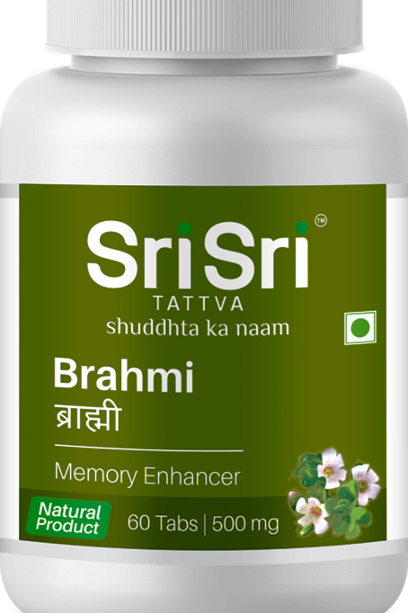 Brahmi Tablets - 60's