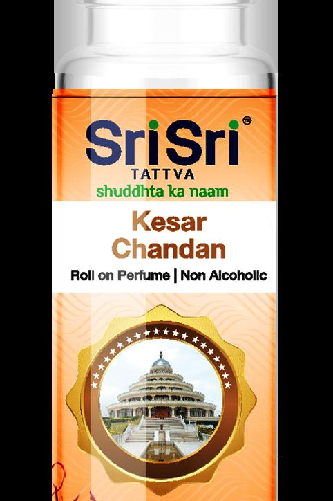 Kesar Chandan Roll on Perfume - 10 ml