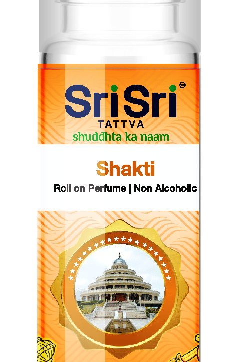 Shakthi Roll on Perfume - 10 ml