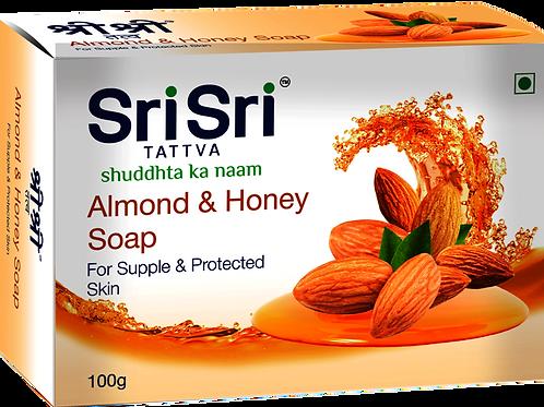 Almond & Honey Soap