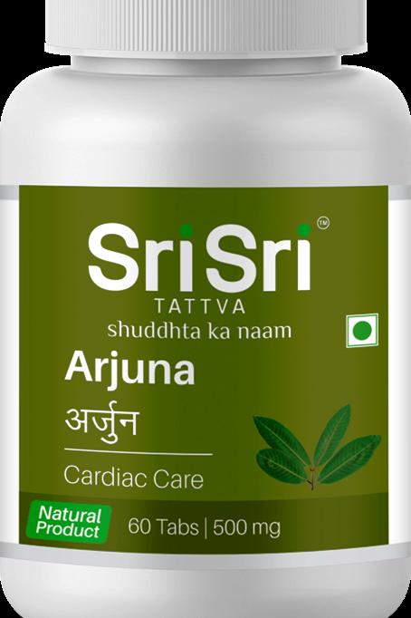 Arjuna tablets - 60's