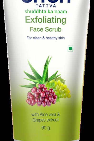 Exfoliating Face Scrub - 60 Ml