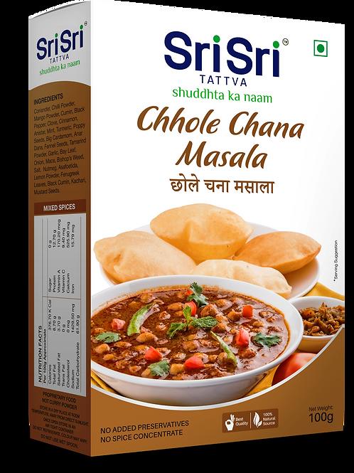 Chole Channa Masala