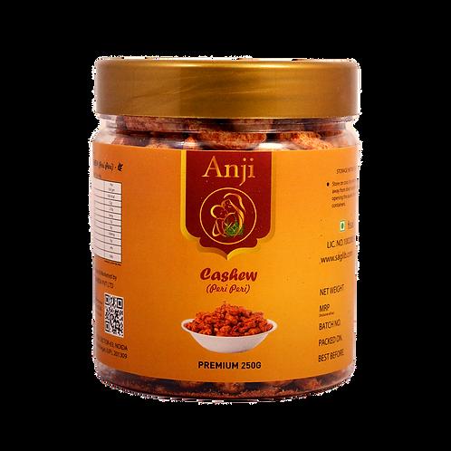 Anji Cashew Peri Peri Coated - 250 gm