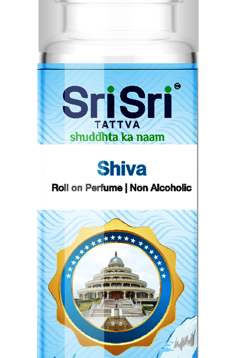 Shiva Roll on Perfume