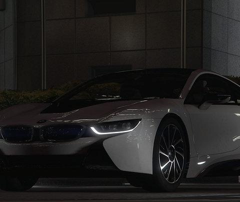 BMW I8 Tuning Tool