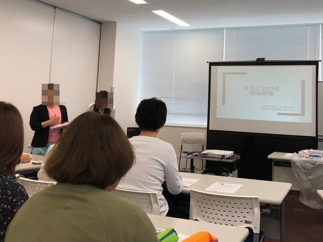 豊田市の訪問看護部会勉強会に参加してきました