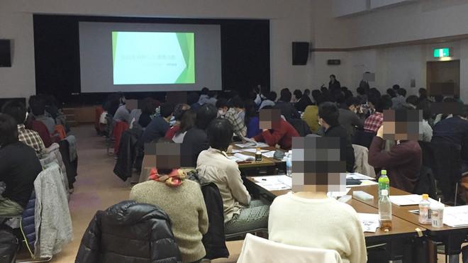 第5回3県合同訪問リハビリテーション実務者基礎研修会 発表しました