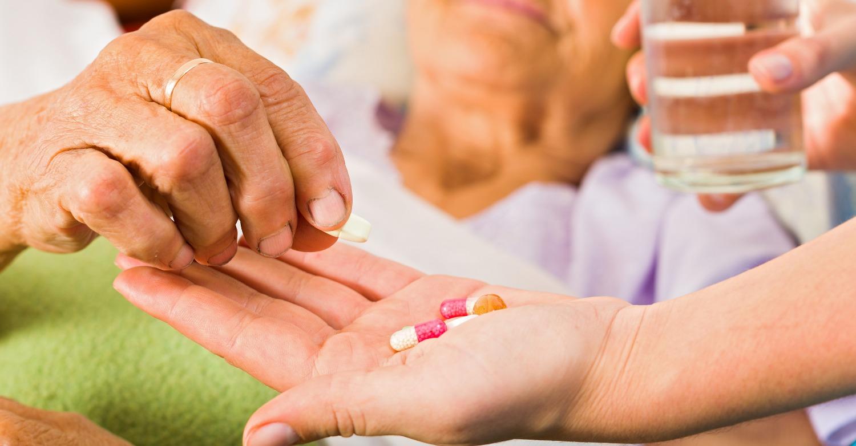 服薬の管理の支援が必要な方