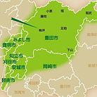 訪問リハビリ、看護の提供地域は 愛知県、豊田市、安城市、刈谷市、三好、知立、岡崎、碧南、高浜にて提供しています(岡崎は一部地域除く)