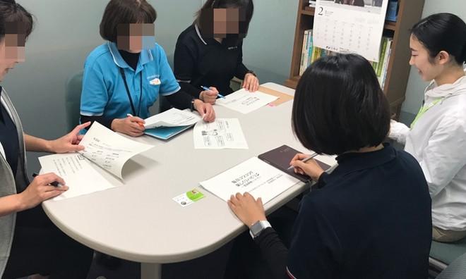 出張リハビリ教室 刈谷市社会福祉協議会 居宅介護支援事業所様にお伺いしました