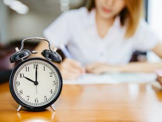 Quanto tempo leva para escrever um livro?
