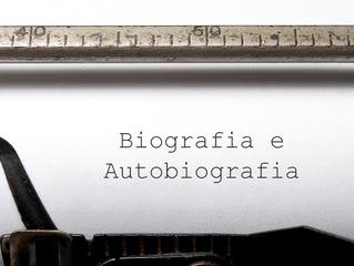 Biografias e Autobiografias : como imortalizar sua história ou a história de sua família