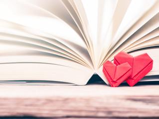 Dia dos namorados - 4 livros que celebram o amor