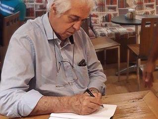 Entrevista com o escritor Sergio Rodrigues Bio