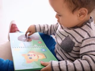 Dia das Crianças: O poder do livro para o desenvolvimento sensorial e cognitivo das crianças