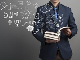 Conte histórias em seu livro de negócios