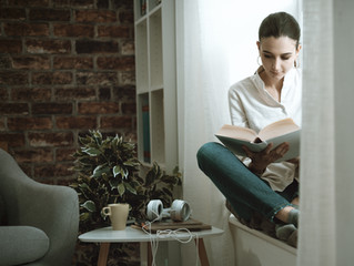 Quarentena: aproveite o momento para colocar a leitura em dia,  estimular o raciocínio e pensar melh