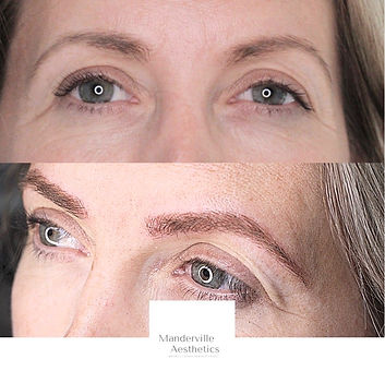 Microblading by Manderville Aesthetics