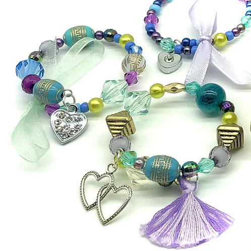 Jewellery Making Kit Bangles (age 5+)