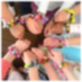 Bold and Beautiful Bracelets party option