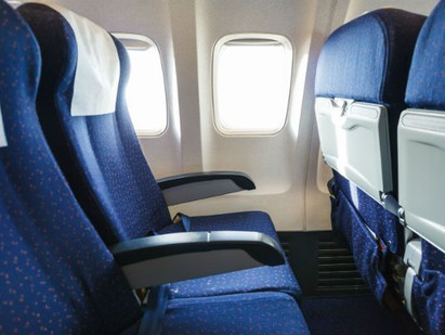 TRAVELING WITH ONE CARRY-ON AND A TRILLION MICROSCOPIC SEAT MATES