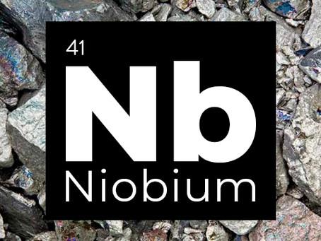 Elemento 41, o que você deve saber sobre o nióbio