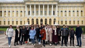 Практика студентов Железногорского художественного колледжа имени А.А. Дейнеки