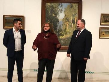 Выставка «Левитан и его современники» в Краснодаре