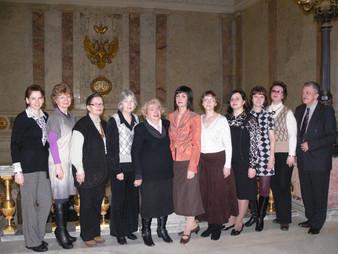 Отдел художественных музеев России, 2009 год