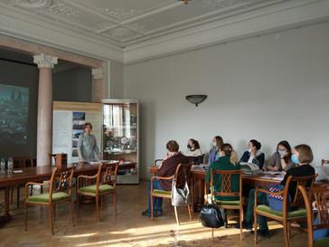 Завершение КПК «Изучение, хранение и популяризация коллекций графики в художественном музее»