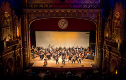 Barrage 8 with the Anderson Symphony