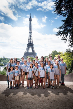 Music City Strings in Paris
