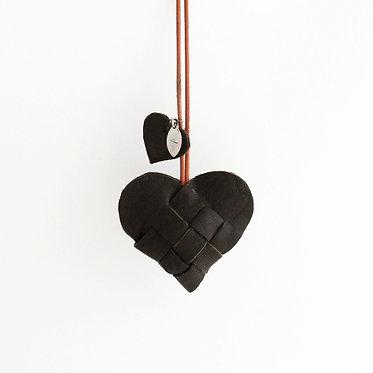 Secret Heart i oliven skind