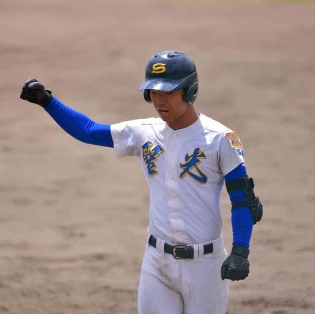 吉田 修也(3年)