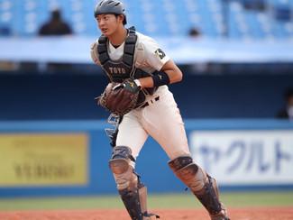 佐藤都志也くんが東洋大学野球部主将に決定‼