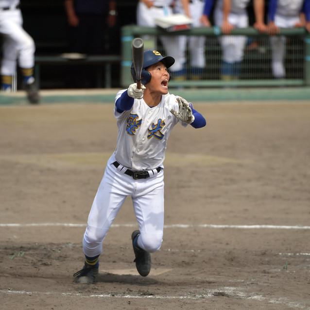 多田 仁樹(3年)