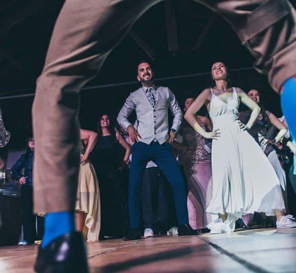 Coreógrafo para todo o baile