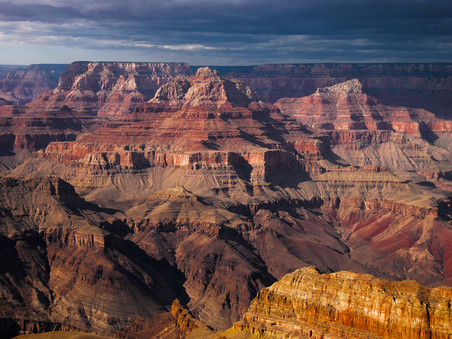 THE GRAND CANYON OF THE MIND